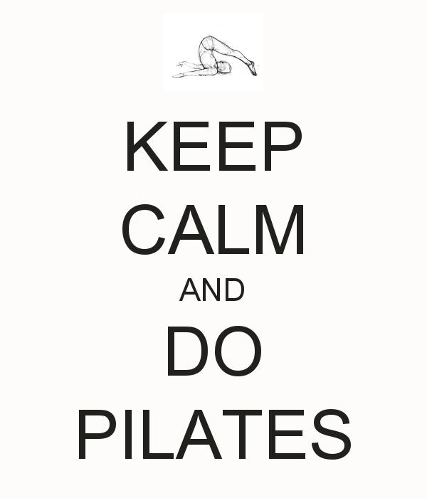 Se recentrer avec le Pilates