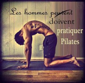 Pilates : les hommes aussi !
