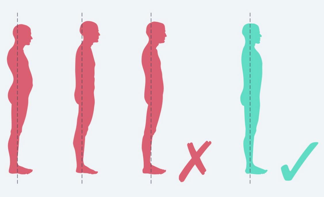Adopter une bonne posture grâce au Pilates