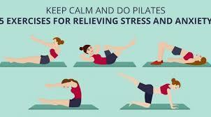 Chasser le stress avec le Pilates!