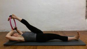 S'étirer en Pilates