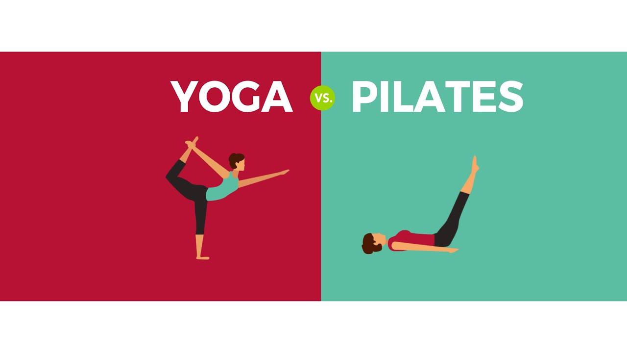 Pilates/Yoga : quelles différences ?
